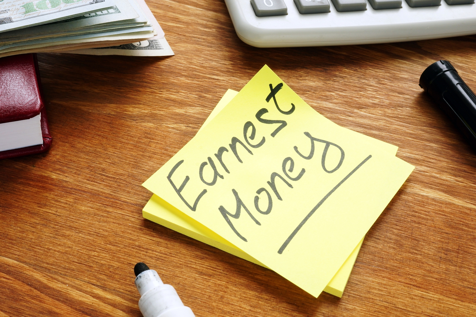 Understanding Earnest Money – What it is and How it Works